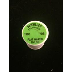 DANVILLE'S FLAT WAXED NYLON 210 Denier